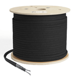 Саморегулирующийся кабель для обогрева Ergert ETSG-232/432, 32 Вт/м, 250м катушка