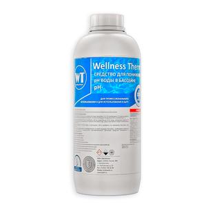 Средство Wellness Therm для понижения PH воды в бассейне (PH -) 1 л.