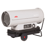 Мобильный жидкотопливный нагреватель воздуха FRICO HDD65 прямого нагрева