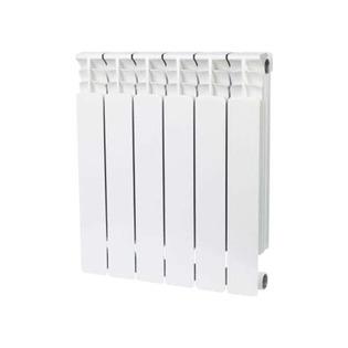 Радиатор биметаллический STOUT Space 500, 5 секций боковое подключение