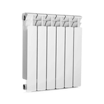 Радиатор биметаллический Rifar BVL500/06, межосевое расстояние 500 мм, 6 секций
