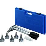 Ручной инструмент Uponor Q&E в комплекте с головками 16-25 S5+S3,2