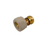 Резьбовое соединение Schlosser для медных труб GW 22x1.5 x 15MM, Ral