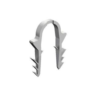Фиксатор Uponor Tacker для степлера длинный, для труб 14-20мм H=55мм