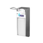 Дозатор для жидкого мыла BXG ESD -1000 локтевой (алюминиевый сплав и пластик)
