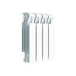 Радиатор биметаллический Rifar M350/04, межцентровое расстояние 350 мм, 4 секции