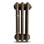 Стальной трубчатый радиатор IRSAP RR2 1800, секций 4, цвет TR, подключение 30