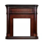 Деревянный портал Dimplex Cabinet 1121х1150х386 - Махагон коричневый антик