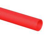 Кожух Uponor Teck 35/29 (для трубы 25мм), красный, бухта 50м