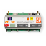 Блок расширения ZONT ZE-66 для контроллеров H2000+ и C2000+