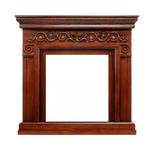 Деревянный портал Dimplex Athena 995x1025x345 - Дуб темный