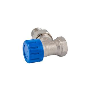 Клапан термостатический Schlosser угловой DN 15 1/2 x GW 1/2