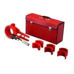 Набор инструментов Uponor для резки и снятия фаски 63-110