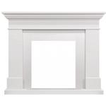 Деревянный портал Dimplex California 1005х1280х380 - Алебастр