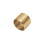 Кольцо KAN цельное натяжное 14x2А латунь