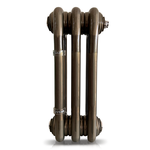 Стальной трубчатый радиатор IRSAP RR2 1800, секций 8, цвет TR, подключение 26