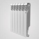 Секционный биметаллический радиатор Royal Thermo Vittoria Super 500, количество секций 1