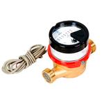 Счетчик воды Decast ВСКМ 90-15 ДГ (110 мм) (1л/имп) (без кмч)