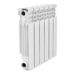 Алюминиевый радиатор SMART Install EASY ONE 350, 10 секций