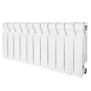 Радиатор Алюминиевый STOUT VEGA 350, 11 секций