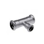 Тройник редукционный press KAN-Therm Inox - 28x22x28   R 2715