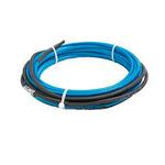 Нагревательный кабель саморегулируемый DEVIpipeheat™ DPH-10, с вилкой 10 м  100 Вт при +10°C