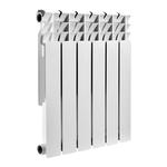 Биметаллический радиатор SMART Install BIEASY ONE 500, 10 секций
