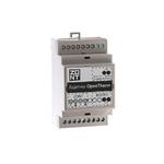 Адаптер ZONT E-BUS DIN (725) на DIN-рейку для подключения по цифровой шине E-BUS