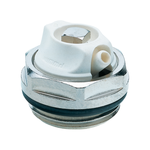 """Воздухоспускной клапан Hummel G1/2"""" поворотная пластиковая крышка для подключения шланга"""