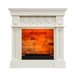 Деревянный портал Dimplex Ampir 893х890х355 - Слоновая кость