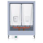 Проточный водонагреватель Clage Comfort DSX Touch TWIN