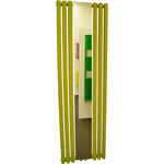 Дизайн-радиатор КЗТО Зеркало 1-1500-3-3 исполнение 1
