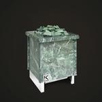 Электрическая печь KARINA Quadro 18 Змеевик