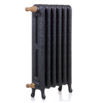 Чугунный радиатор GURATEC Jupiter 760/05 (AntikSchwarz)