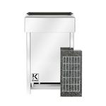 Электрическая печь KARINA Eco 8 mini Серпентинит