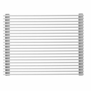Радиатор КЗТО Параллели Г1-1250-10 шаг 25мм