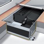 Конвектор Mohlenhoff (отопление/охлаждение) QSK HK 320 2L, высота 140, длина 1000