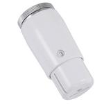 Термостатическая головка Schlosser MINI Diamant M30x1,5, Белый