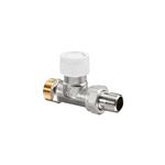 Термостатический вентиль Oventrop AV 9, DN 15, проходной G ¾ НР х ½ НР