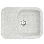 Кухонная мойка Formastone Fosto  КМ 61-47, прямоугольная с крылом, олово