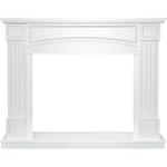 Деревянный портал Dimplex Boston 930х1160х350 - Белый