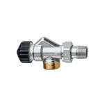 """Термостатический клапан Heimeier Calypso, без преднастройки, DN15(3/4""""), осевой, латунь"""