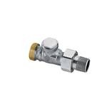 """Радиаторный запорно-регулирующий клапан Heimeier Regutec,  DN15(1/2""""), проходной"""