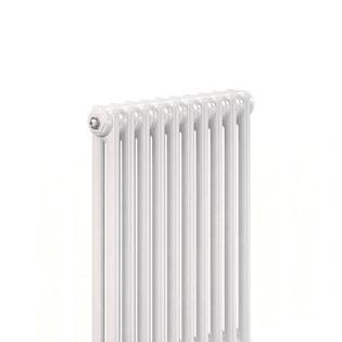 Стальной трубчатый радиатор Zehnder Charleston 2180-01 / 1270 Ral 9016