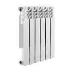 Алюминиевый радиатор SMART Install EASY ONE 500, 10 секций