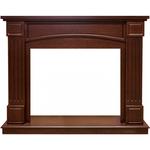 Деревянный портал Dimplex Boston 930х1160х350 - Темный дуб