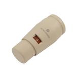 Термостатическая головка Schlosser MINI М30*1,5, Ral 9001