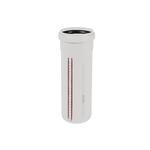 Труба Ostendorf ПП HTEM 32х250 мм, для внутренней канализации, цвет белый, Ger