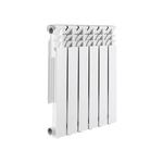 Алюминиевый радиатор Rommer Optima 500, 1 секция
