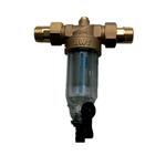 """Фильтр прямой промывки BWT Protector mini C/R ¾"""" со сменным элементом для холодной воды"""